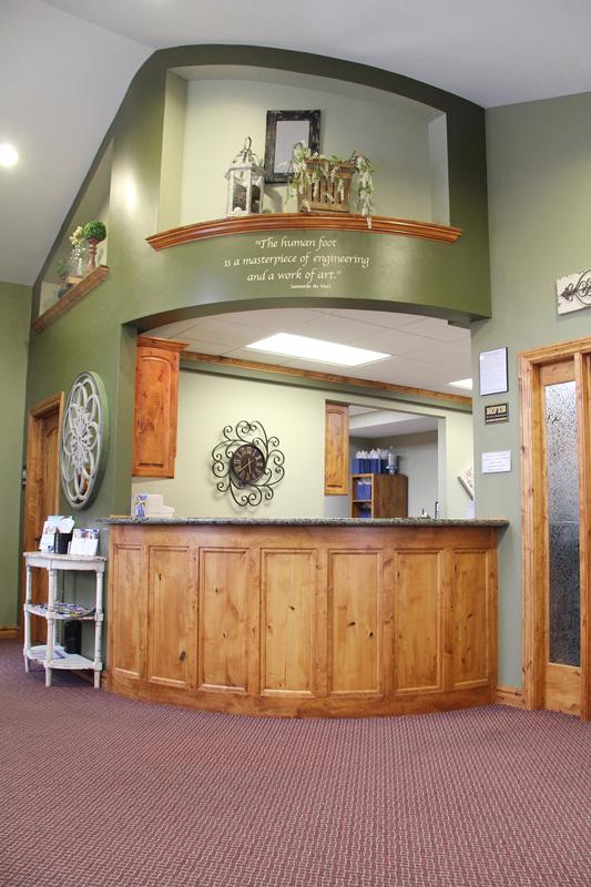 Idaho Falls Podiatry Entry