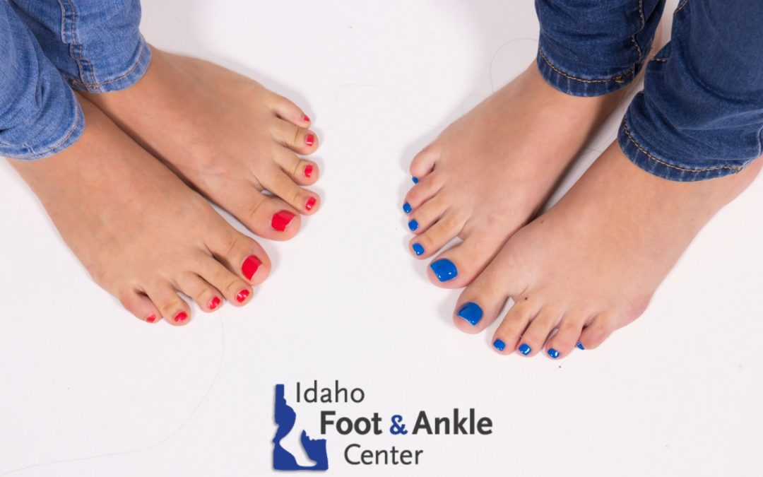 Healthy feet tips