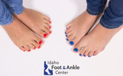 Tips to Keep Your Feet in Tip Top Shape!