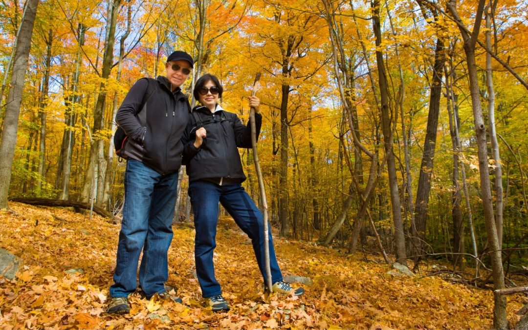 Helpful Tips for Autumn Hikes