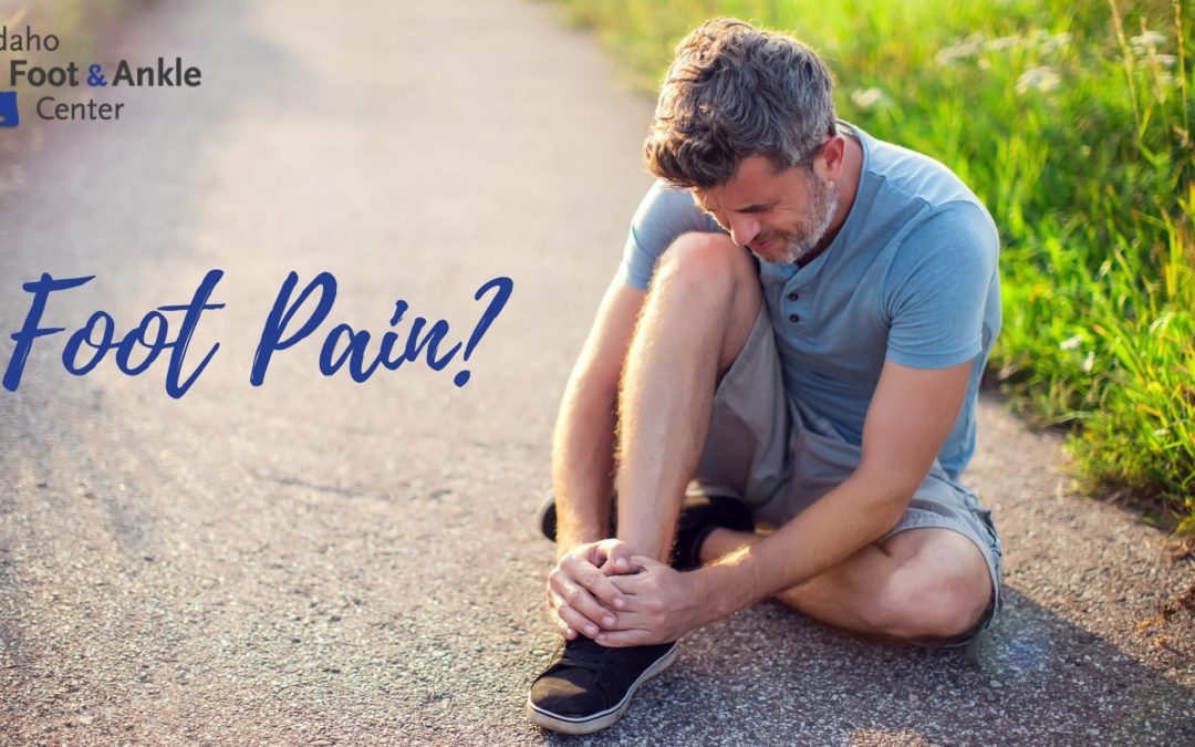 Orthotics may help foot pain